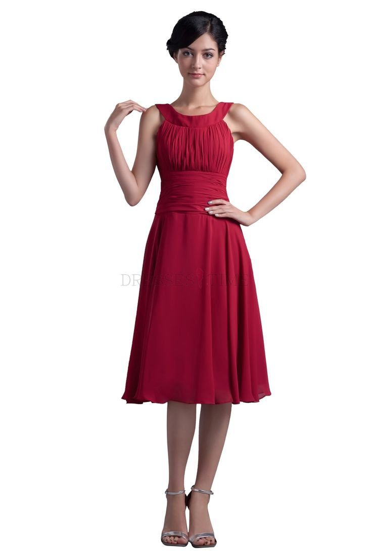 modest dresses for women below the knee knee length wine