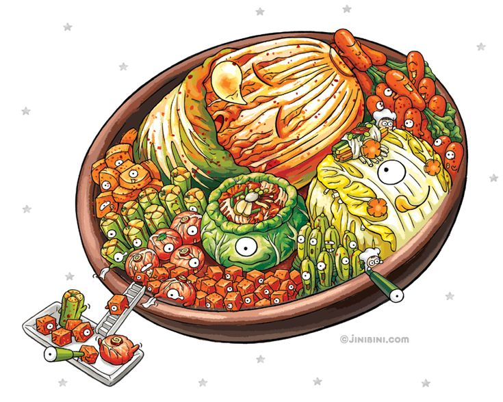kimchi-jinibini