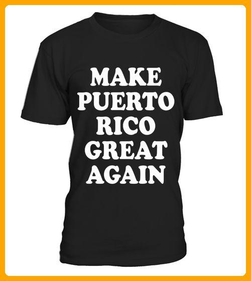 Make Puerto Rico Great Again - 14 juli shirts (*Partner-Link)