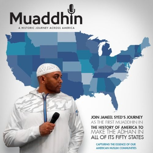 Jameel Syed , the man who performed the adhan (Muslim Call to Prayer) in all 50 states is back from his trip. He talks about the good, the bad and the ugliness of the American Muslim scene. Muslim ...