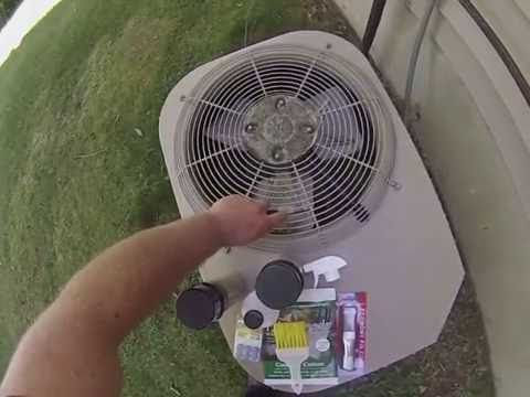 Air Conditioner Fan Not Spinning >> Air Conditioner Fan Not Working Youtube Air Conditioner