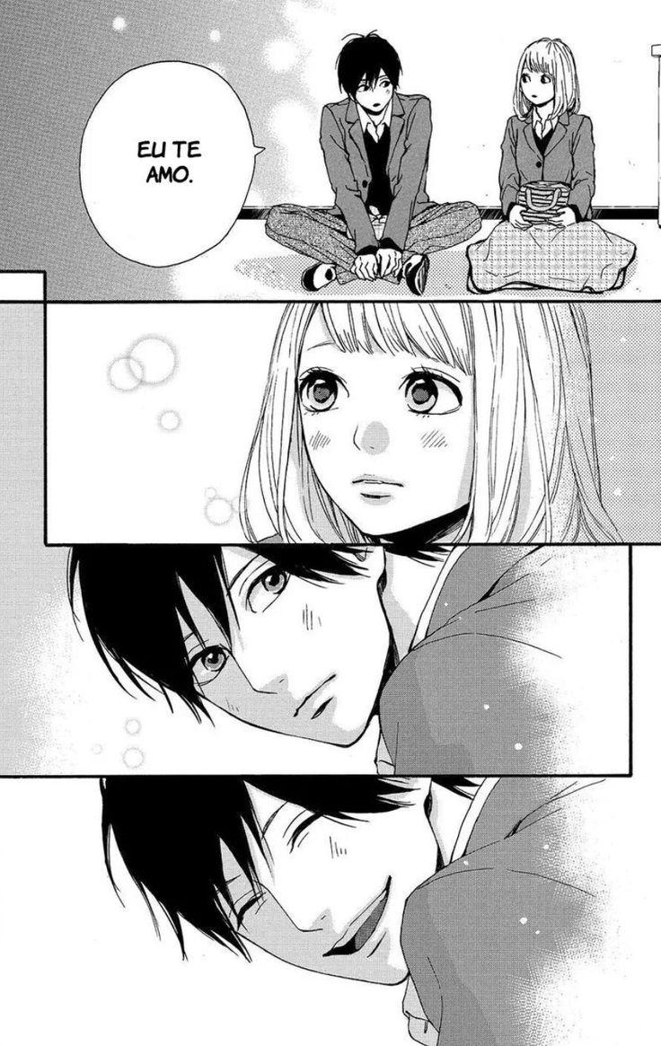 Orange Kakeru and Naho Naho, Manga anime, Anime