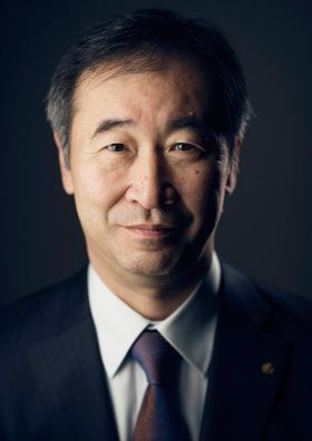 """Takaaki Kajita, The Nobel Prize in Physics 2015: """"for the discovery of neutrino oscillations, which shows that neutrinos have mass"""""""