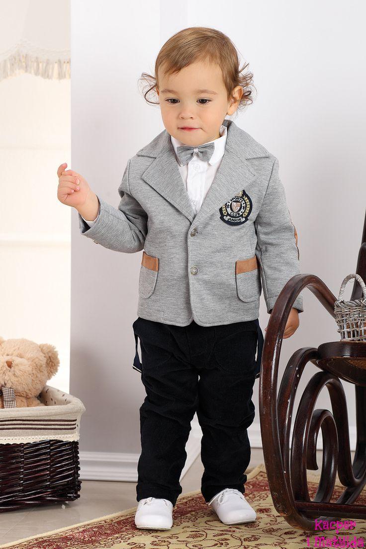 Komplet 4 sztuk dla chłopca z marynarką JR Kacper i Matylda mayoral, ubranka do chrztu, garniturki dla dzieci