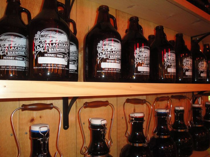 Don't forget, if you buy a growler of any of our #Craftbeers, you can use it again and again for any brew. #CraftBeer #Growler