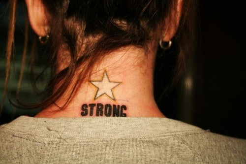 army strong tattoos