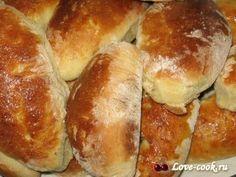Пирожки с капустой из уникального теста.