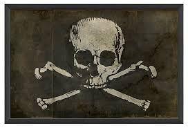 Imagini pentru pirate flag tattoo