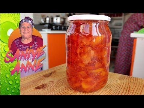 Tam Kıvamında Şeftali Marmelatı/ Sevdiğiniz Yaz Meyvelerini Kışa Saklamanın En Tatlı Yolu - YouTube