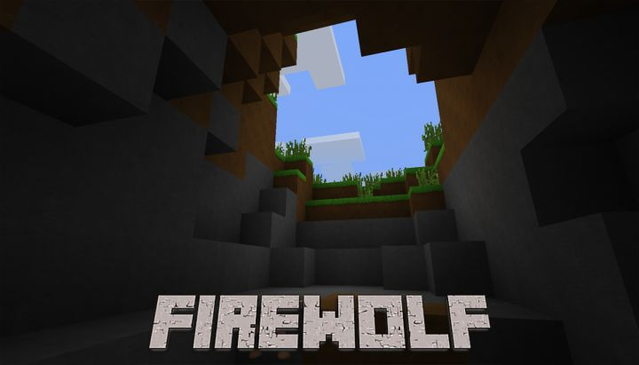 The full name of this resource pack is actually Firewolf – The Forgotten Texture Pack. The fact the creator called it a texture pack and not a resource pac