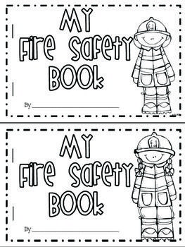 FIRE SAFETY {ACTIVITIES, CRAFTIVITIES, AND MORE!} - TeachersPayTeachers.com