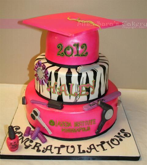 High School Graduation Cakes This High School Graduated