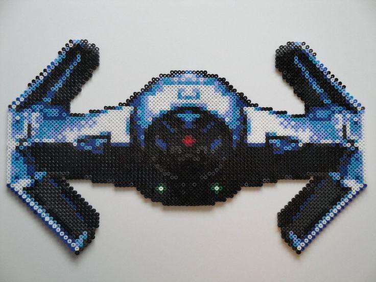 Star Wars TIE Fighter Bead Sprite by ~Nicolel12 on deviantART