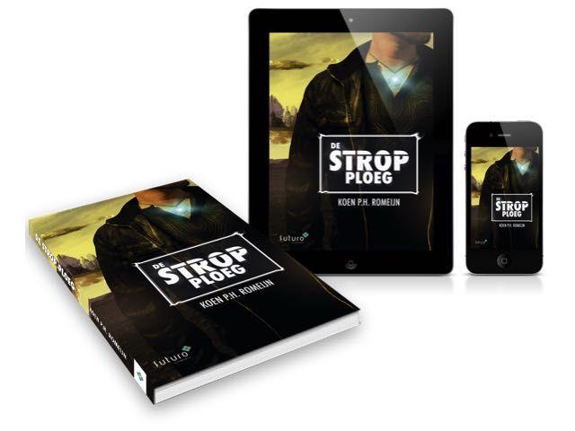 """Top recensie van 'De Strop Ploeg' van Koen Romeijn bij Graaggelezen: """"De manier van schrijven die is alsof je naar een film kijkt, zorgt er voor dat je door blijft lezen. De Strop Ploeg is een verhaal om je na te laten denken over wat wij met onze aarde aan het doen zijn. Een knap debuut!"""" #destropploeg #koenromeijn #scifi #thriller #graaggelezen #futurouitgevers"""