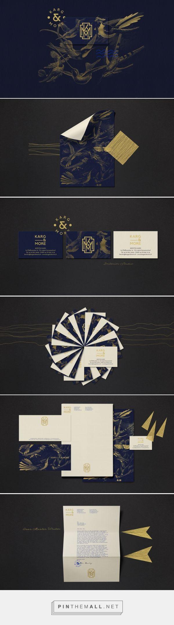 Karg & More Interior Studio Branding by Wir Sind Schoener | Fivestar Branding Agency – Design and Branding Agency & Curated Inspiration Gallery