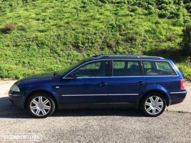 VW Passat Variant 1.9 tdi highline preços usados