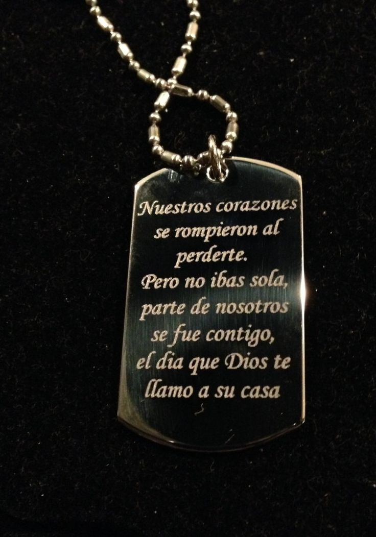 MEMORIAL PHOTO DOGTAG Necklace or Keychain engraved w/ Handwritten Photos or Memorial Messages Necklace or Keychain Free Engraving Both by JustGreatEngraving on Etsy