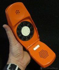 TELEFONO GRILLO - 1965 - FABRICADO EN ITALIA POR SIEMENS - VINTAGE