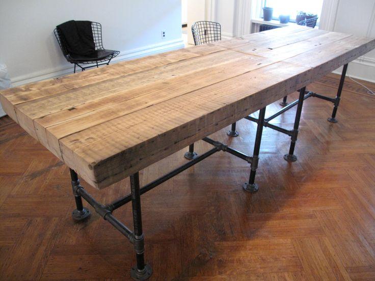 best 25 custom dining tables ideas on pinterest wood