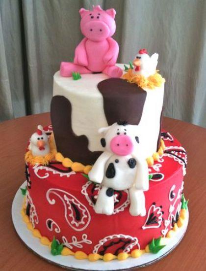 Birthday Cakes :