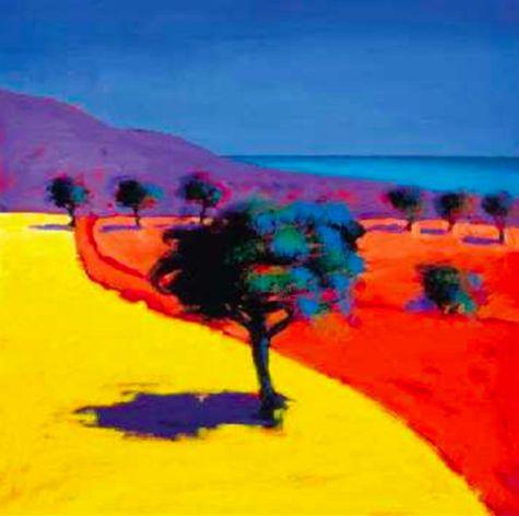 Paul Powis 'Towards the Coast'