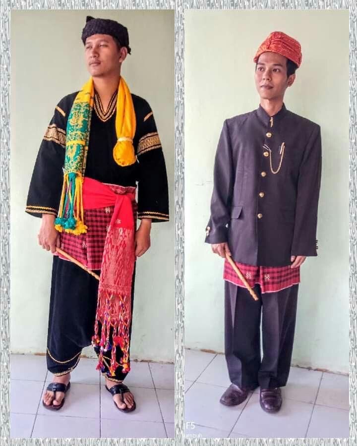Baju Taluak Balango Minangkabau