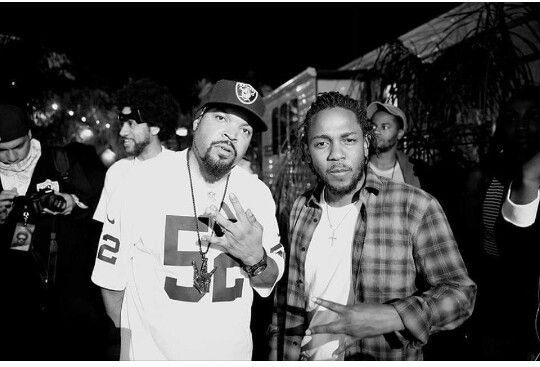 So sick. Ice cube is a legend.
