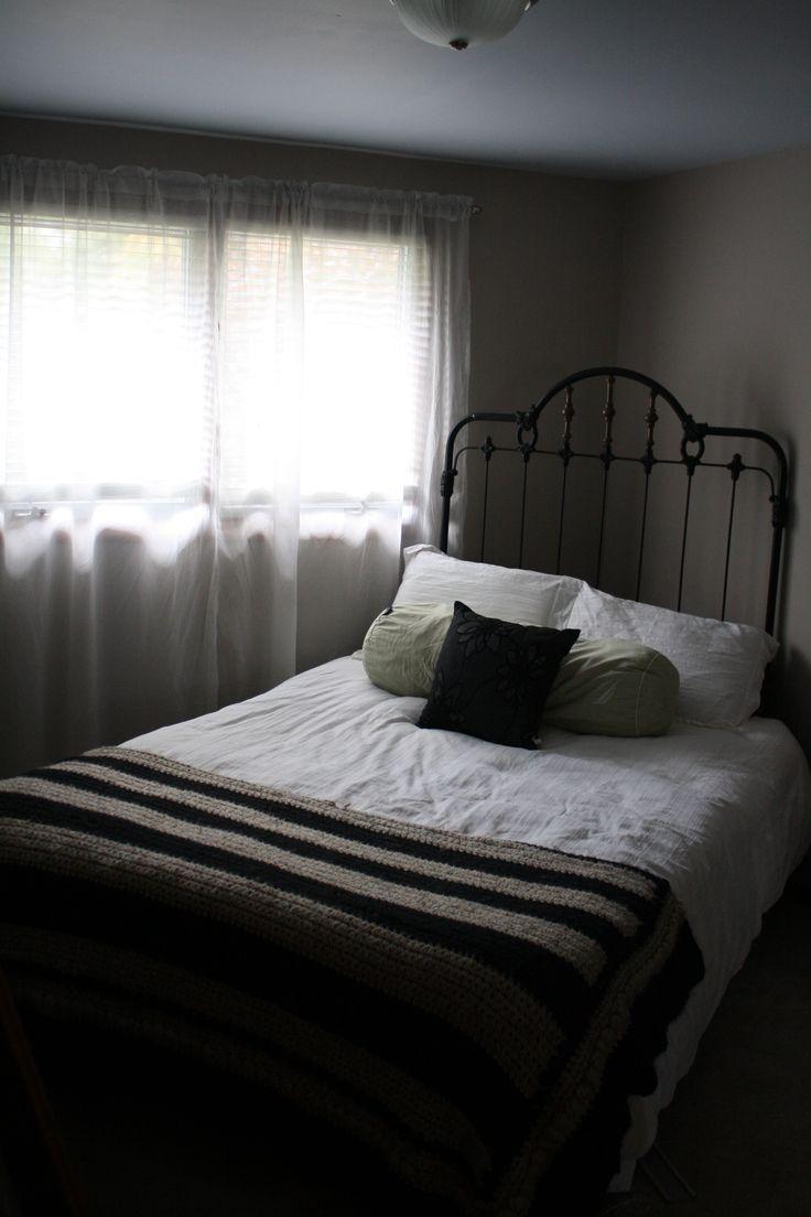 Best 25 Rod Iron Beds Ideas On Pinterest Spare Bedroom