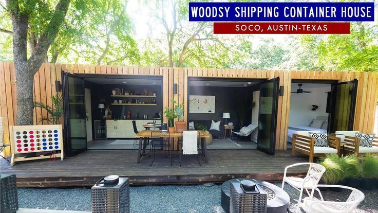 Modern Contemporary Vanguard Studio Architect Austin Texas Container House Container House Design Shipping Container House