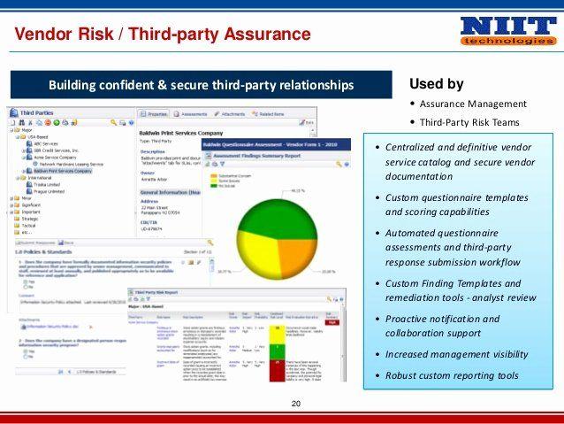 Vendor Risk Assessment Template Elegant Vendor Risk Management 2013 Daily Planner Template Questionnaire Template Templates