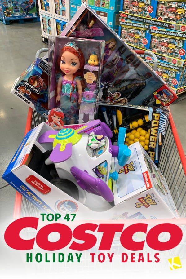 Costco Toys 2020 Christmas Best 37 Costco Holiday Toy Deals 2020 in 2020 | Holiday toys, Toys