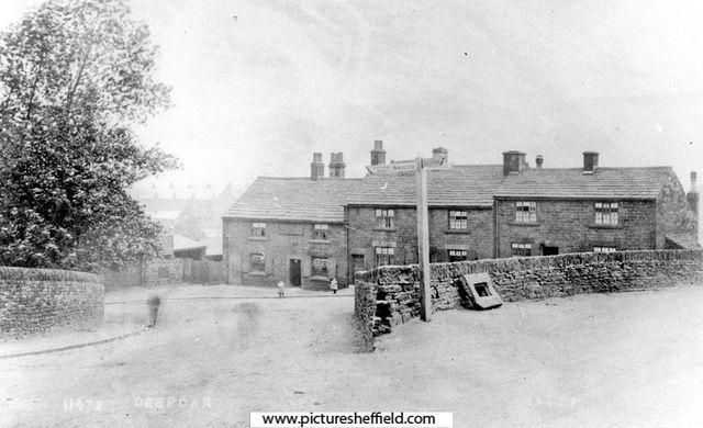 Travellers' Inn, Vaughton Hill, Deepcar