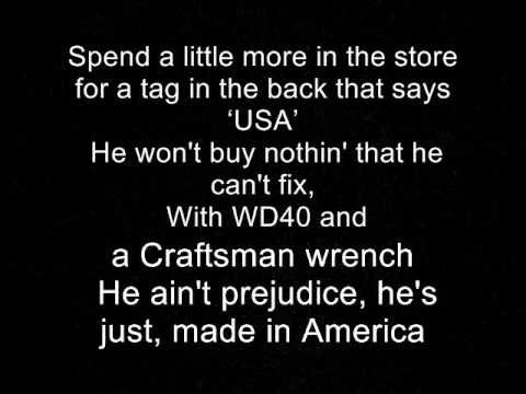 Toby Keith--Made in America
