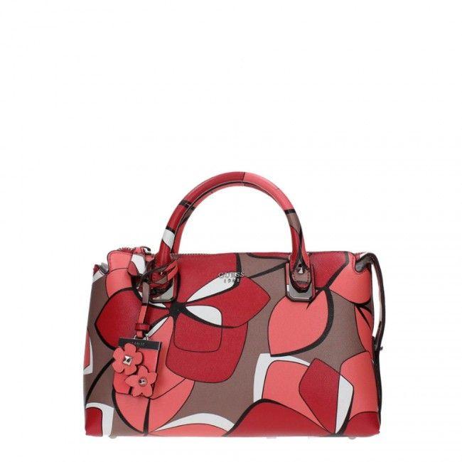 Guess Liya multicolor handbag with strap FF6628060 - #guess #bags #handbags #fashion #glamour #borse #women #donne #donna #moda #stile