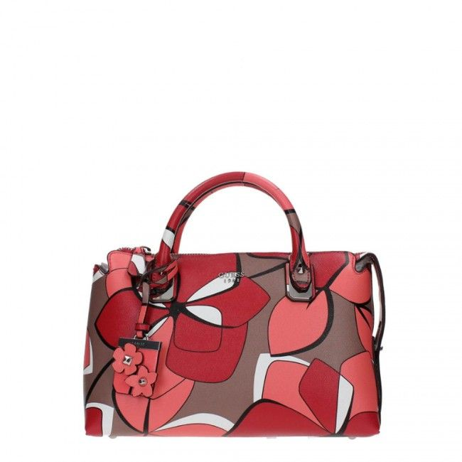 Guess Liya multicolor handbag with strap FF6628060 - #guess #bags #handbags #fashion #glamour #borse #women #donne #donna #moda #stile