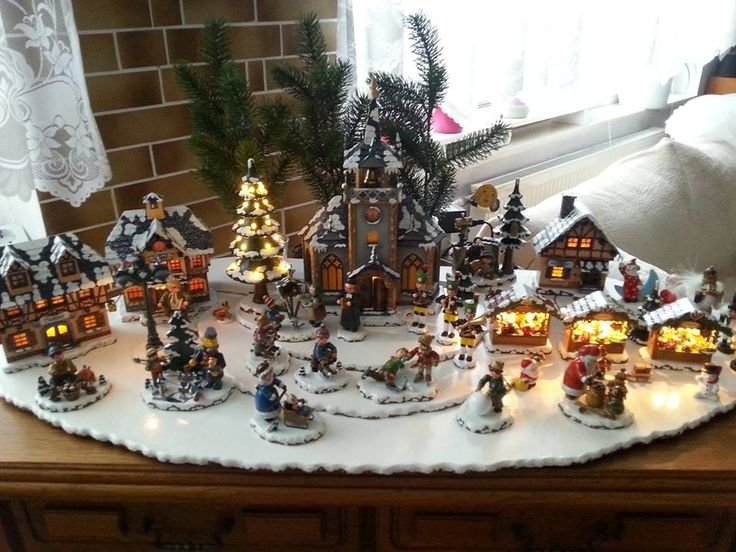 87 best lemax christmas images on pinterest christmas villages lemax christmas and christmas - Decor village noel miniature ...