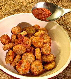 The Food Hussy!: Food Hussy Recipe: Taco John's Potato Ole Seasoning
