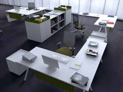 Kontor fra Scan Sørlie