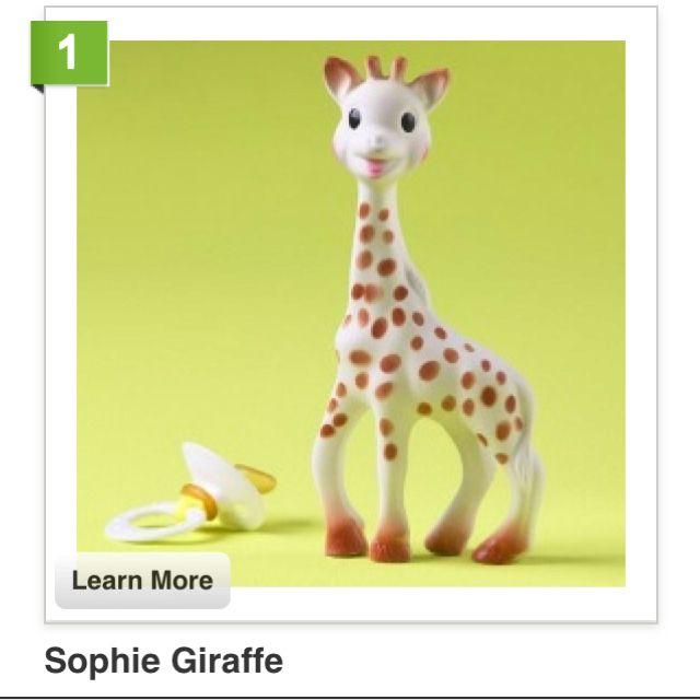 giraffe!Baby Teething, Giraffes Baby, Giraffes Teether, Sophie Giraffes, Baby Giraffes, Teeth Toys, Baby Toys, Baby Stuff, Baby Shower