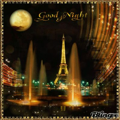 Good Night My Friends | My Blingee | Pinterest | Good ...