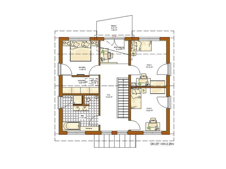14 besten wohnraum planen bilder auf pinterest grundrisse architektur und geplant. Black Bedroom Furniture Sets. Home Design Ideas