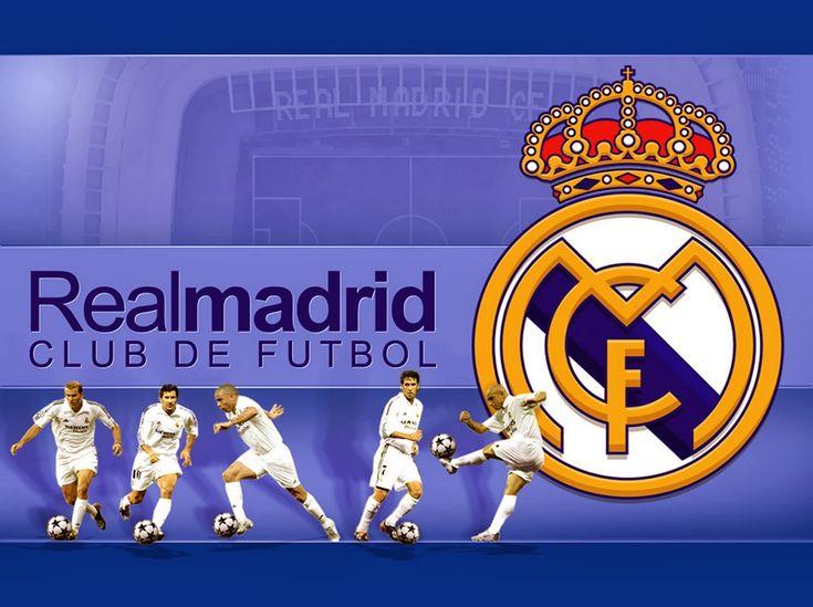 Real Madrid: Imágenes, Tarjetas o Invitaciones para Imprimir Gratis.