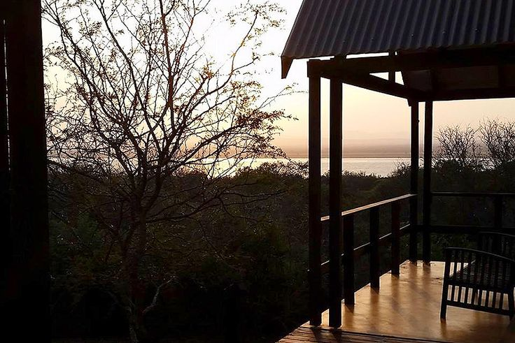 Sweet Thorn Lodge at Royal Jozini - Swaziland  Take a game drive through the reserve, or go tiger fishing, then come back to Sweet Thorn, a family home with stunning views of Lake Jozini and the Lebombo Mountains. Escape the confines of city life and experience a real African bush adventure.  See more on http://www.wheretostay.co.za/sweetthornlodge/
