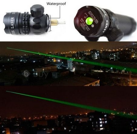 Clear and Extra Bright Laser Beam 100 yard range daylight, 1000 yard range night. Precise and Wide Range Windage and Elevation Adjustments for All Firearms. Aim and Instant Lock on Targets to Enhance Shooting Accuracy and Performance.