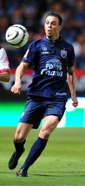 Carmelo González - Buriram United FC - Thai Premier League
