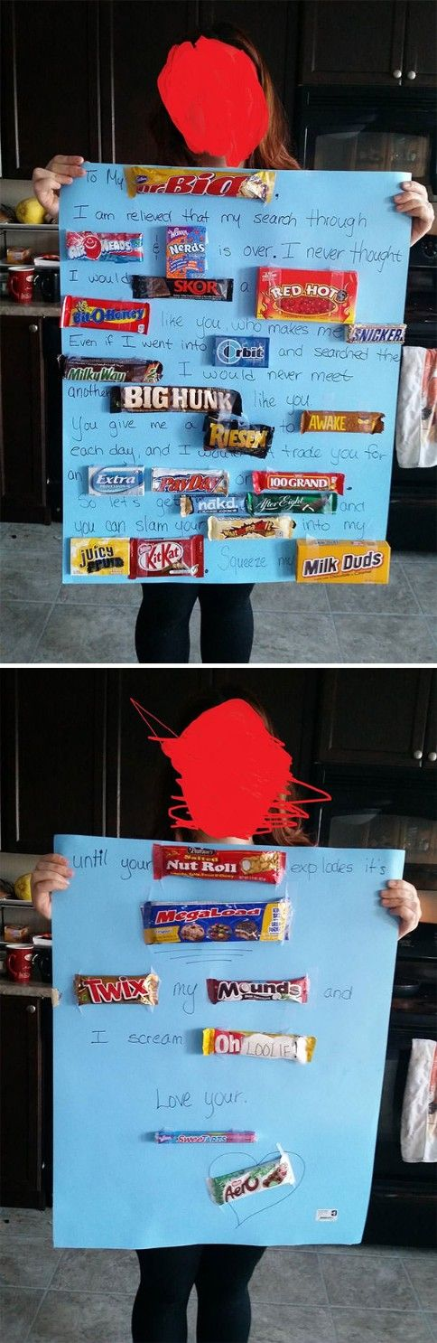 cool Valentine's Gift That Rocked And Shocked This Year (20+ Pictures)