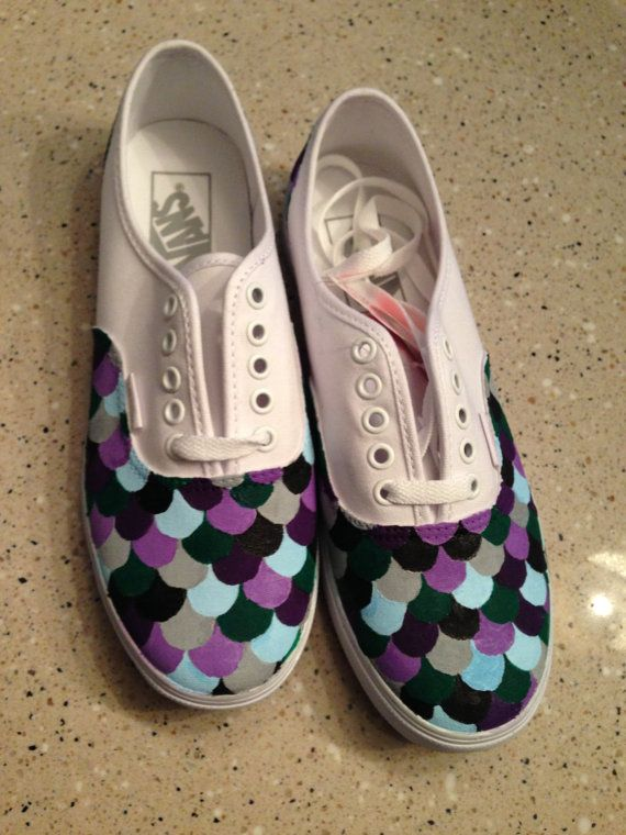 Hand Painted Keds on Etsy  5e52893be