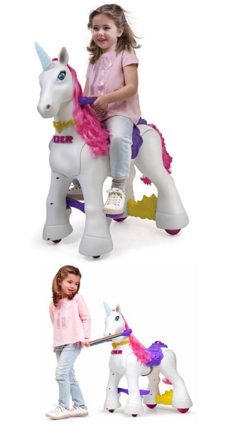 Save $133 f Feber Electric Ride Unicorn Mighty Ape