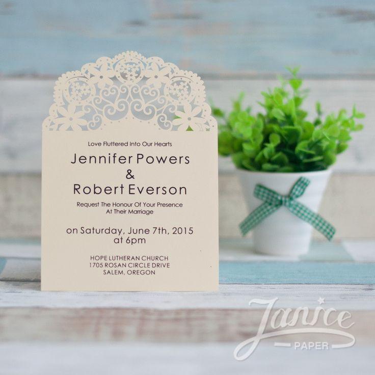 60 best sis wedding invitation images on Pinterest