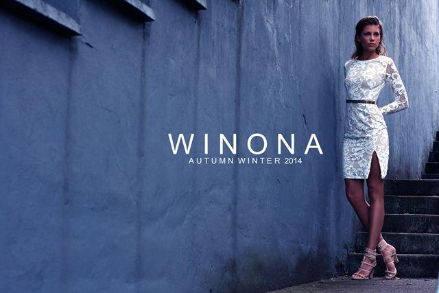 WINONA AUSTRALIA queen of lace dress  www.winonaaustralia.com